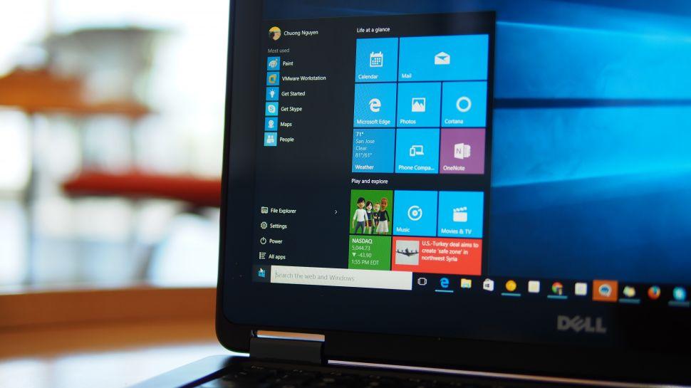 Windows 10 Dell
